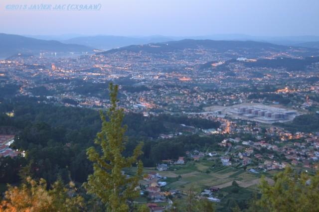 Ria de Vigo y vistas de Vigo (3)