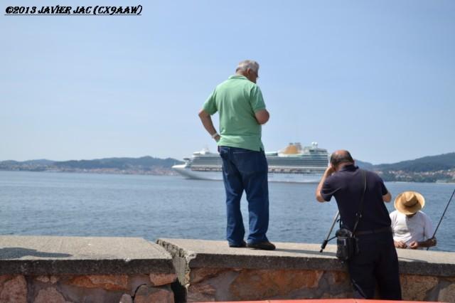 pasion por los cruceros en Vigo (4)