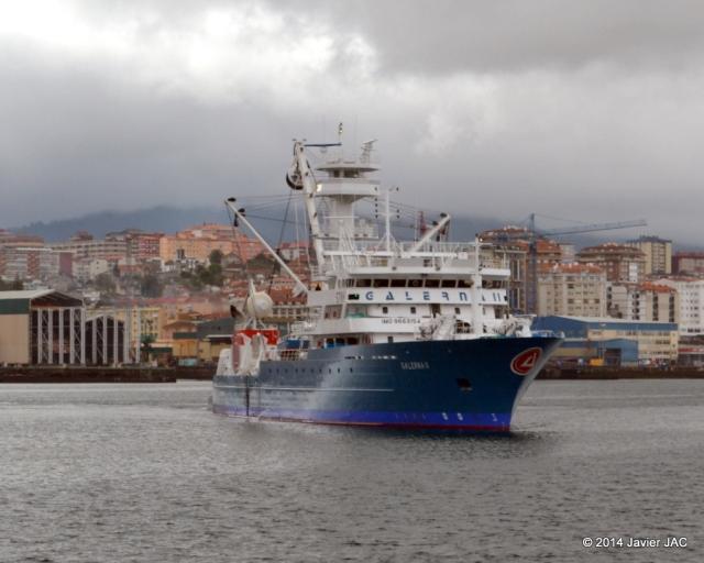 Partida de Vigo del Galerna II (5)