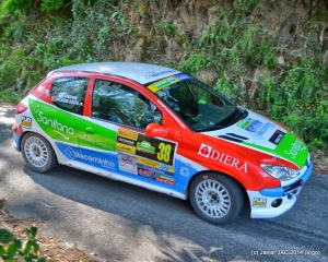 XI Rallye Sur Do Condado segundo puesto primera pasada (25)