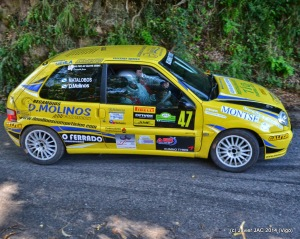 XI Rallye Sur Do Condado segundo puesto primera pasada (34)