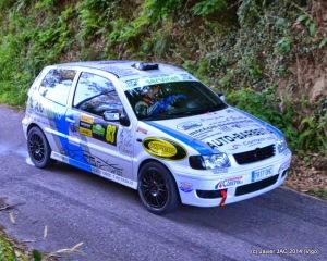 XI Rallye Sur Do Condado segundo puesto primera pasada (64)