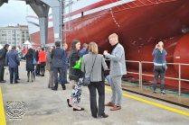 Entrega ofiicial del buque Argos Cies por Nodosa shipyard (19)